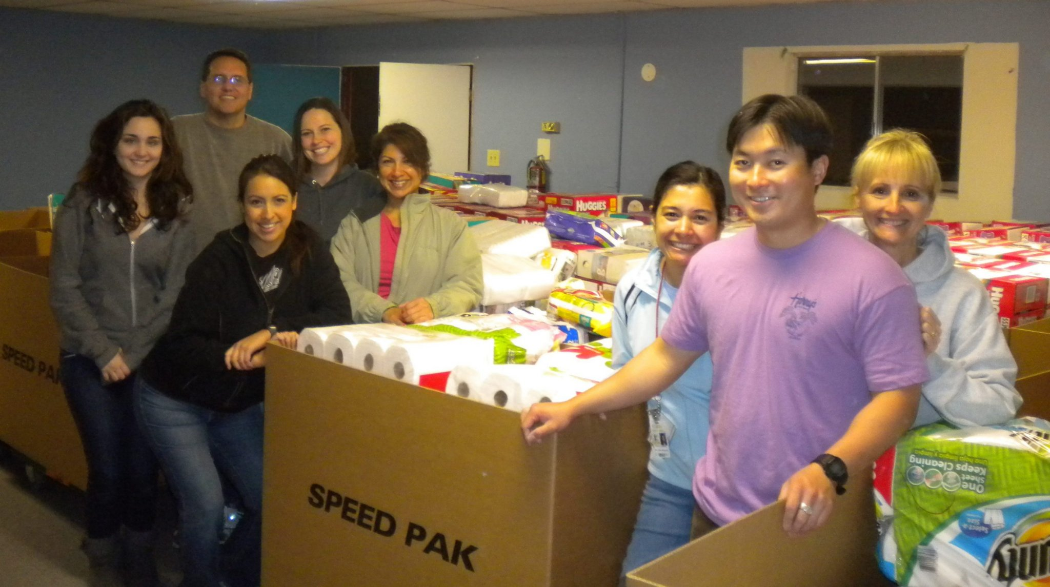In-Kind Donations - Family Supportive Housing